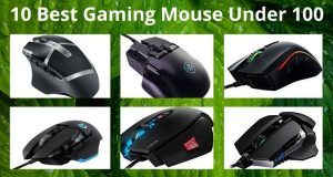 10 Best Wireless Gaming Mouse Under 100