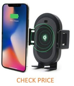 Bolt Smart Automatic Car Mount