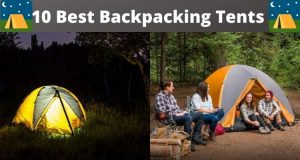10 Best Backpacking Tents