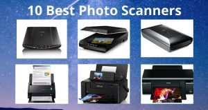 10 Best Photo Scanners