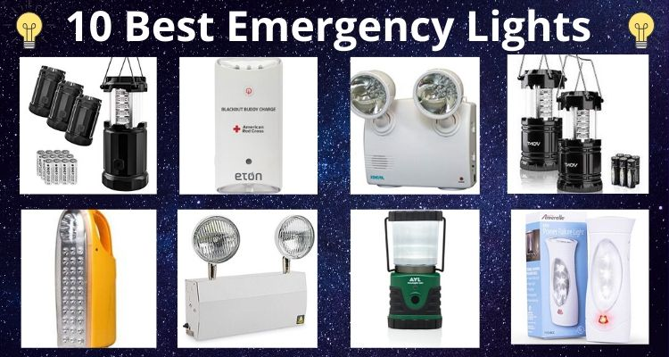 10 Best Emergency Lights
