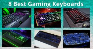 8 Best Wireless Keyboards for Gaming
