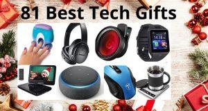 81 Best Tech Gifts for Men & Women- The Definitive Guide in 2020