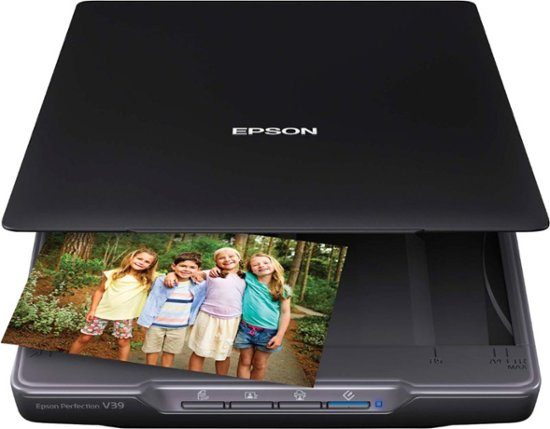 Epson Perfection V39 Color Photo