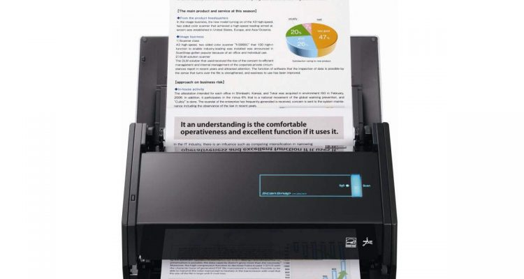 Fujitsu PA03656-B005 Image Scanner