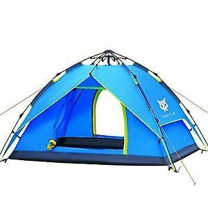 Night Cat Waterproof Camping Tent