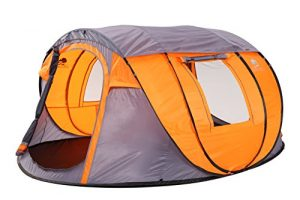 Oileus Pop up Tents Camping 4 to 6 Person