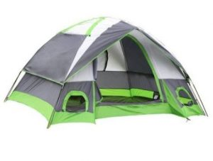 SEMOO Dome Tent Family Camping Tent