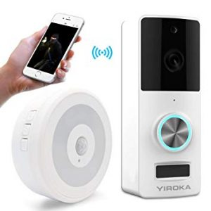 YIROKA Doorbell Camera