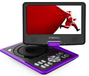 COOAU Portable DVD Player