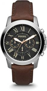 Fossil Men's Grant Stainless Watch
