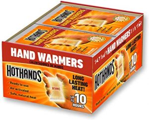 HeatMax Hot Hands 2 Handwarmer