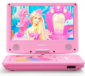 ZESTYI 11″ Portable DVD Player for Kids