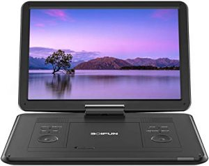 17.5″ Portable DVD Player