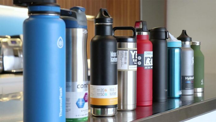 The Best Water Bottle for Gym – Reviews and Buying Guide