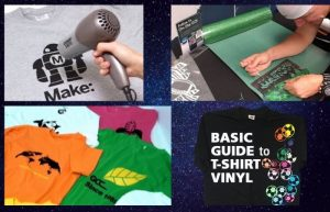 How To Use A Vinyl Cutter For T-shirts