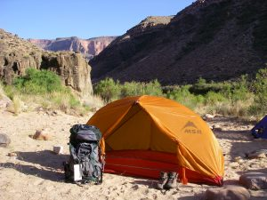 How To Pack a Tent For Backpacking