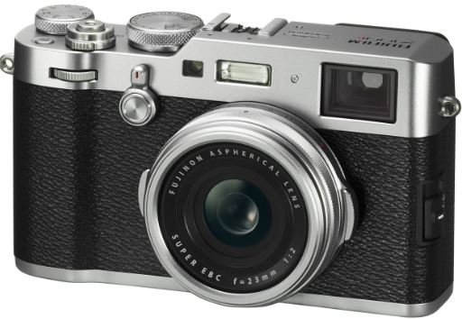 Fujifilm X100F digital camera for landscaping