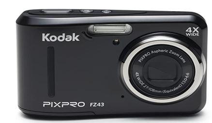 Kodak PIXPRO FZ43-BK