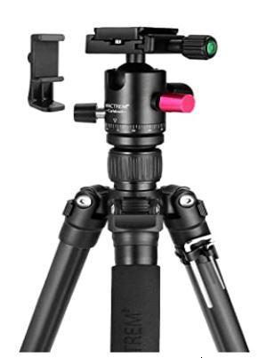 Mactrem 2019 Camera Tripod