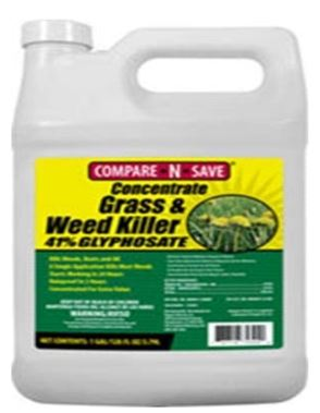 Compare N Save Concentrate Grass and Weed Killer