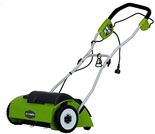 Greenworks 14 inch Lawn Mower