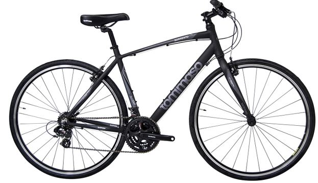 Hiland Aluminum Hybrid Fitness Road Bike