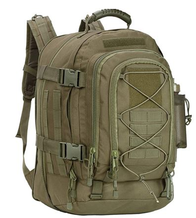 Military Expandable Travel Backpack