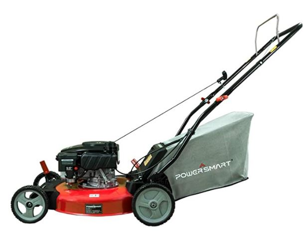Power Smart Lawn Mower