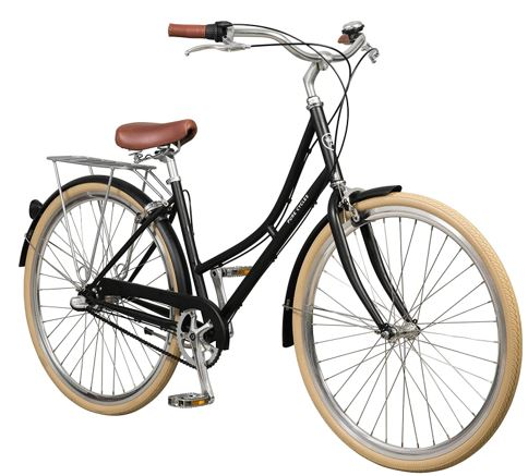 Pure City Classic Step-Through Bicycle<br />