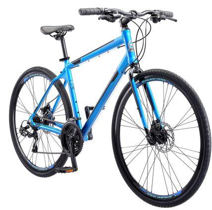 Hiland Aluminum Hybrid Fitness Road Bike