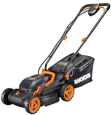 WORX Power Share Lawn Mower