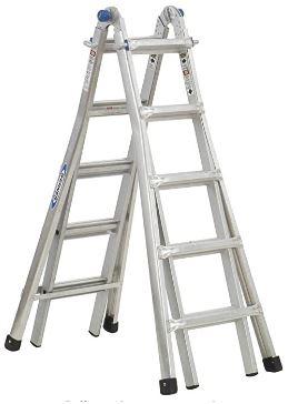 Werner MT-22 Telescoping Ladder
