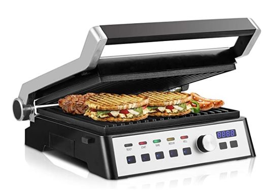 COSTWAY Smokeless Electric Grill