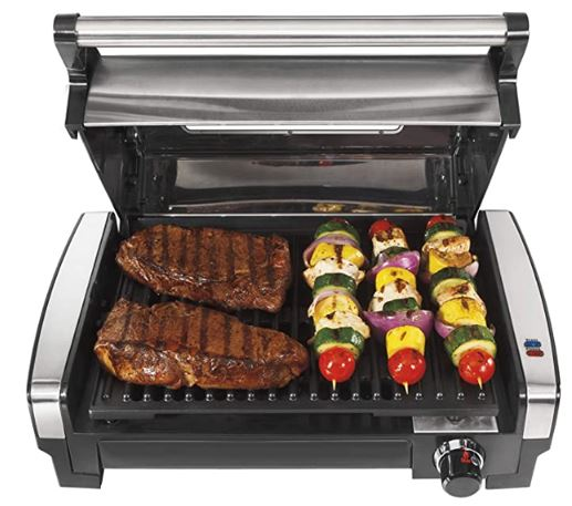 Hamilton Beach Indoor Electric Searing Grill