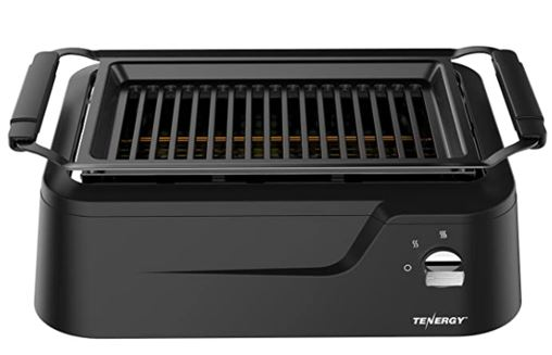 Tenergy Smokeless Electric Grill